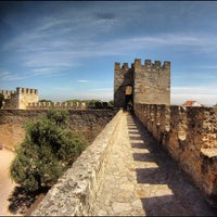 Photo taken at São Jorge Castle by Murilo V. on 9/17/2012