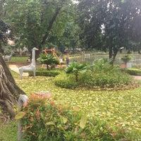 Photo taken at Taman Situ Lembang by Fish I. on 11/21/2016
