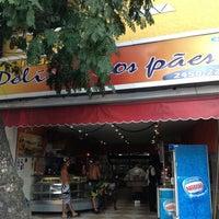Photo taken at Padaria Delirio dos Pães by Thiago R. on 12/6/2012