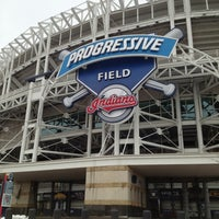 Photo taken at Progressive Field by Alex A. on 12/27/2012