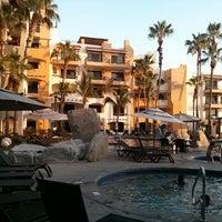 Photo taken at Marina Fiesta Resort & Spa by Reginald C. on 8/23/2013