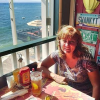 Photo taken at Cheeseburger in Paradise by Pat B. on 10/22/2012