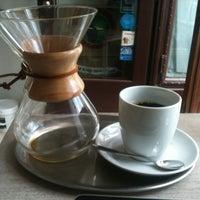 Das Foto wurde bei Kaffeefabrik von Florian H. am 9/27/2012 aufgenommen