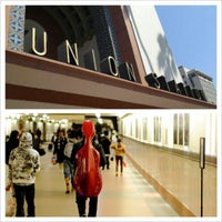 Photo taken at Metro Gold Line - Union Station by Mr. Q. on 4/25/2013