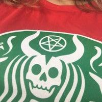 Photo taken at Starbucks by Amanda D. on 12/24/2015