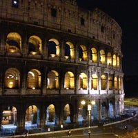 Photo taken at Colosseum by Diego C. on 7/19/2013