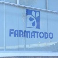 Photo taken at Farmatodo (El Rosal Sur) by Carlos V. on 2/17/2013