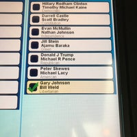 Photo taken at Belfair Polling Center by David W. on 11/8/2016