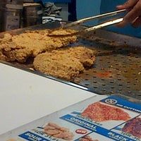 Photo taken at Hot-Star Large Fried Chicken by uninstall 4. on 7/15/2014