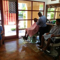 Photo taken at Logan Bros. Shaving Co. by James P. on 7/25/2013