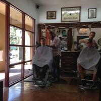 Photo taken at Logan Bros. Shaving Co. by James P. on 4/12/2013