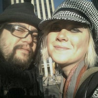 Photo taken at Bruegger's Bagels by Mark S. on 1/3/2013