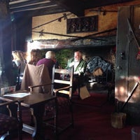 Photo taken at The Mermaid Inn by Corby T. on 1/20/2015