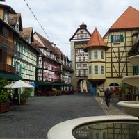 Photo taken at Colmar Tropicale by Fish F. on 11/6/2012