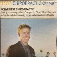 Photo taken at Active Rest Chiropractic by Michele S. on 10/30/2017