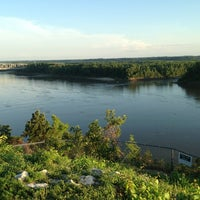 Photo taken at Missouri River by Kevin D. on 7/24/2013