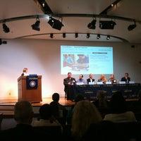 Photo taken at Logan Symposium by Kevin D. on 4/12/2013