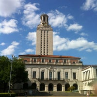 Photo taken at The University of Texas at Austin by Kevin D. on 4/21/2013