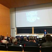Photo taken at Logan Symposium by Kevin D. on 4/13/2013