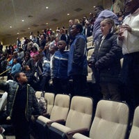 Photo taken at Community Bible Church by Mahoganee A. on 2/4/2015