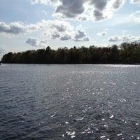 Photo taken at O'Brien Lake by Chris S. on 5/25/2013