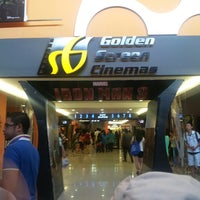 Photo taken at Golden Screen Cinemas (GSC) by Michy F. on 3/24/2013