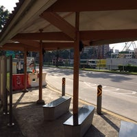 Photo taken at Bus Stop 64049 (opp Hougang Plaza) by 9VSKA on 11/20/2013