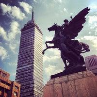 Foto tomada en Torre Latinoamericana por Oscar B. el 2/16/2013