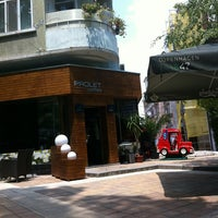 Photo taken at Prolet Coffee by Dragiya on 6/19/2013