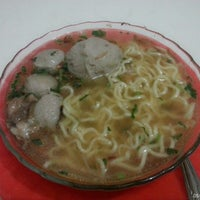 Photo taken at Bakso Jangkung by Wiranto E. on 2/5/2013