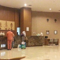 Photo taken at Luwansa Hotel Palangkaraya by Wiranto E. on 8/19/2014