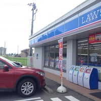 Photo taken at Lawson by 西荻 窪. on 7/20/2014