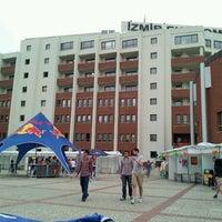 5/16/2013 tarihinde Sdk Y.ziyaretçi tarafından İzmir Ekonomi Üniversitesi'de çekilen fotoğraf