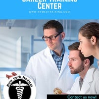 Photo taken at NY Medical Career Training Center by New York Medical C. on 4/4/2017