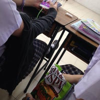 Photo taken at 10B CLASS ROOM by เป💗 on 7/10/2015