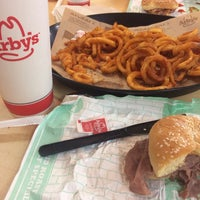 Photo taken at Arby's by Stephen A on 9/13/2015