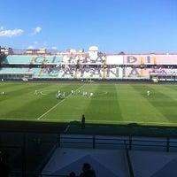 "Photo taken at Stadio Cibali ""Angelo Massimino"" by Mariolina M. on 5/25/2013"