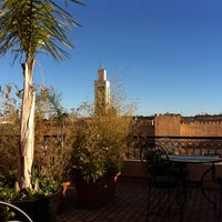 Photo taken at Riad Yacout by Alexandra M. on 12/19/2012