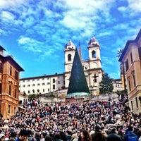 1/2/2013にPatrick W.がScalinata di Trinità dei Montiで撮った写真