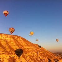 Photo taken at Cappadocia by Patrick W. on 7/25/2013