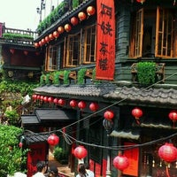 Photo taken at Jiufen Old Street by Kumiko on 9/29/2012