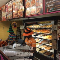 Photo taken at Dunkin' Donuts by Matt F. on 10/31/2014