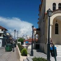 Photo taken at Άγιος Κωνσταντίνος by Dean Ag (. on 6/7/2016