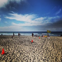 Photo taken at Mission Beach Boardwalk by Tom B. on 11/2/2013