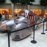 Photo taken at Hawthorn Mall by Jim S. on 2/10/2013