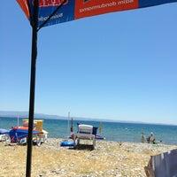 Photo taken at Raca Beach Club by Baris U. on 6/22/2013