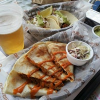 Photo taken at Grill5taco by H Y. on 4/28/2013