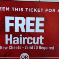 Photo taken at Sport Clips Haircuts of Gahanna by Gannett J. on 8/21/2015