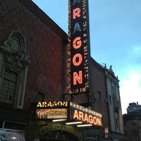 Das Foto wurde bei Aragon Ballroom von Stephanie I. am 3/17/2013 aufgenommen