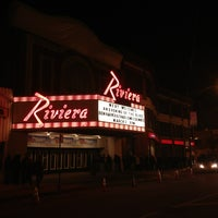 Photo taken at Riviera Theatre by Stephanie I. on 3/4/2013